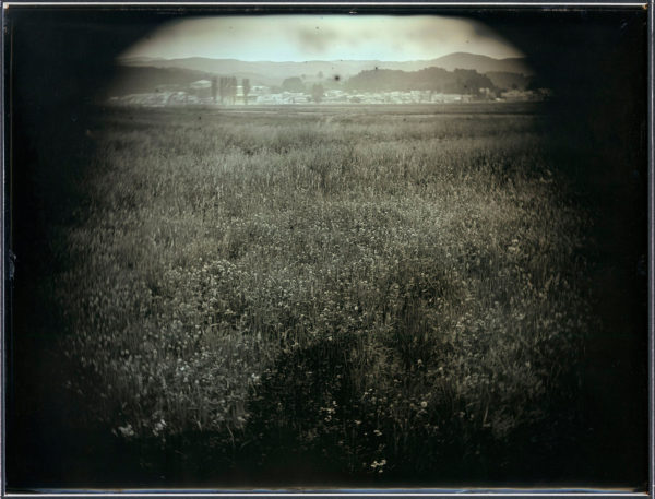 June 13  2011  Imitate Village 2, Daguerreotype, unique, 19.3 x 25.2 cm ©Takashi Arai