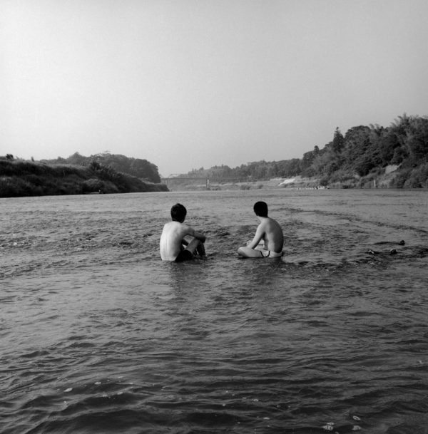 Early Summer  1983, gelatin silver print, 16x20 in, 157 ©Kozo Miyoshi