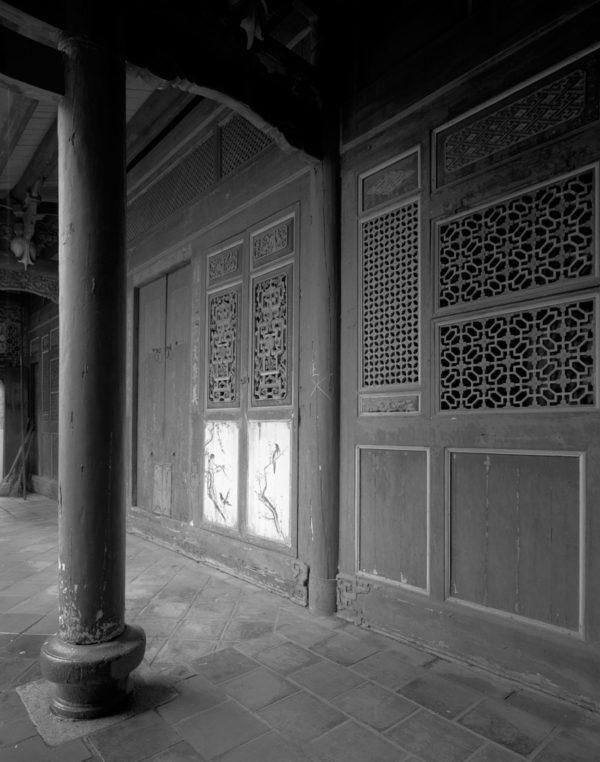 Fort Zeelandia  Tainan  2005, Platinum Palladium Print ©Naohisa Hara