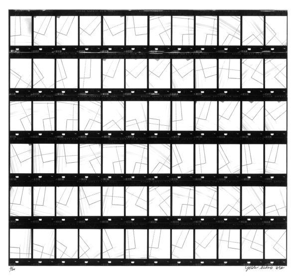 82001, 1982, gelatin silver print : 1991, 11x14 in ©Yoshihiko Ito