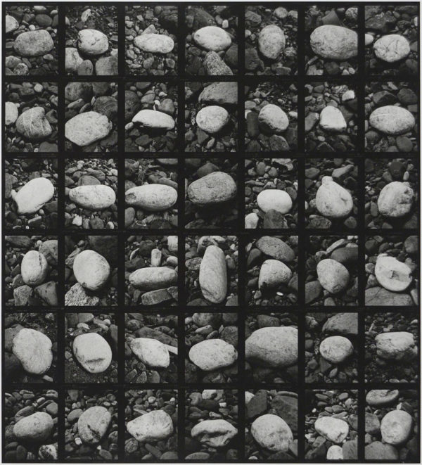Stones  1998, Gelatin silver print, Limited edition of 4, 11x14 in, ©Yoshihiko Ito