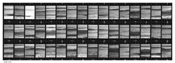 NAMI 9406  1994, Gelatin silver print, Limited edition of 4, 170x405mm, ©Yoshihiko Ito