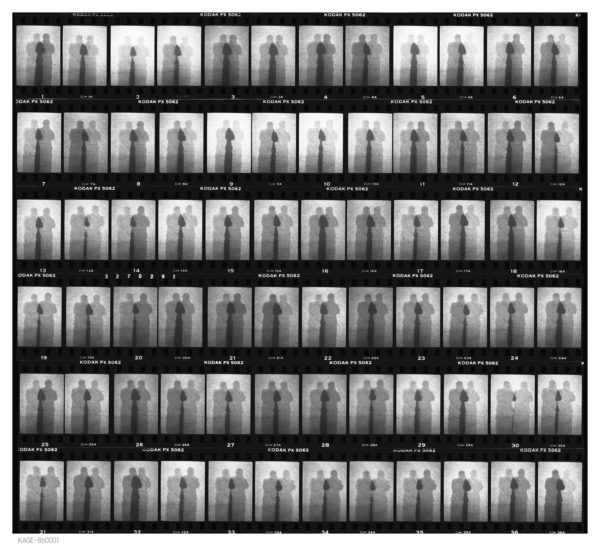 860001, 1986, Gelatin silver print, Limited edition of 10, 11x14 in, ©Yoshihiko Ito