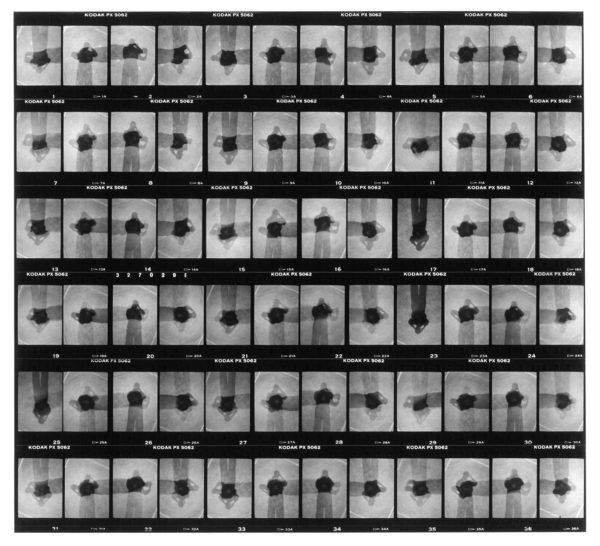 860004, 1986, gelatin silver print, Limited edition of 10, 11x14 in ©Yoshihiko Ito