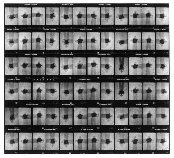 860004, 1986, gelatin silver print : 1994, 11x14 in ©Yoshihiko Ito