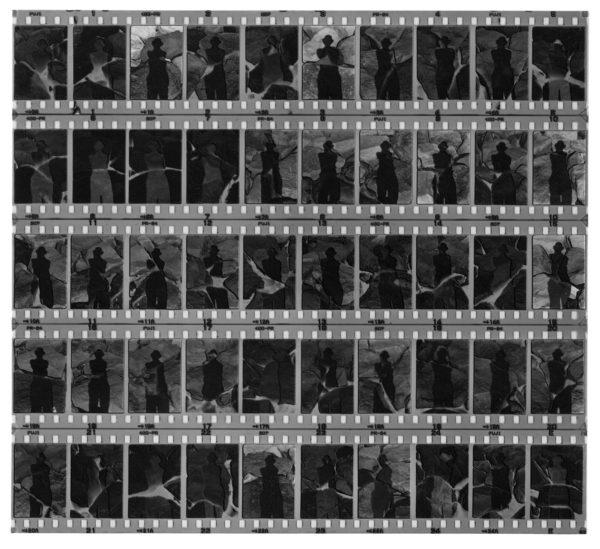 950009, 1995, gelatin silver print : 1996, 11x14 in ©Yoshihiko Ito