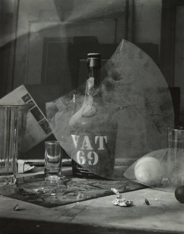 Still Life, 1965, gelatin silver print, 295 x 234 mm, ©Josef Sudek