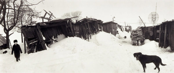 Solovki, White Sea, Russia, 1992, gelatin silver print, 7 1/2 x 10 in ©Pennti Sammallahti
