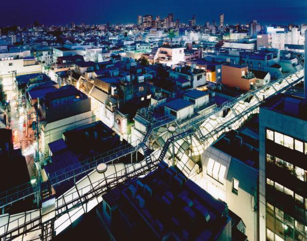 Nakano, Nakano-ku, 2006, chromogenic print : 2008, limited edition of 25, 16 x 20 in ©SATO Shintaro