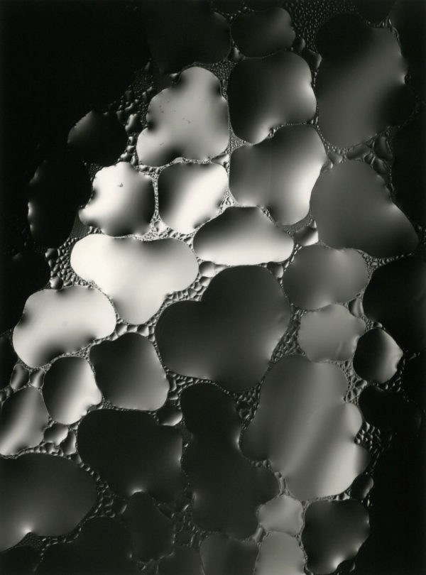 Fossil of Fluid, gelatin silver print:2011, unique, 8 x 10 in ©Kazuyuki Soeno