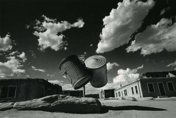 New Mexico 1972, gelatin silver print:1973, 16 x 20 in ©Narahara Ikko Archives
