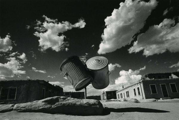 New Mexico 1972, gelatin silver print:1973, 16 x 20 in ©Narahara Ikko Archives