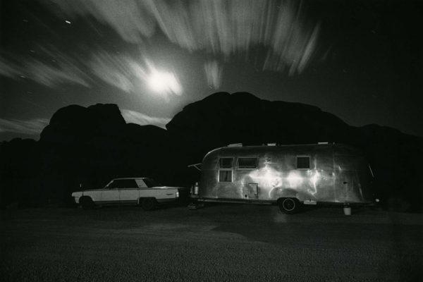 Utah 1972, gelatin silver print:1973, 16 x 20 in ©Narahara Ikko Archives