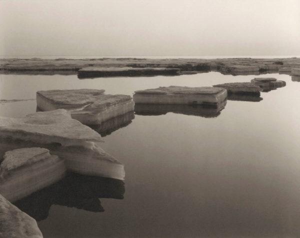 Alaska 1996, platinum palladium print, edition #1/20, 11 x 14 in ©Kiyoshi Yagi