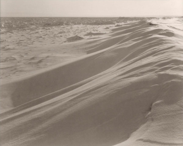 Alaska 1997, platinum palladium print, edition #1/20, 11 x 14 in ©Kiyoshi Yagi