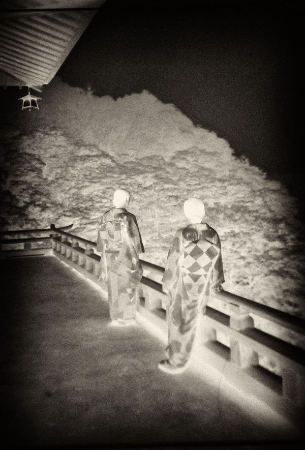 Nikko - A Parable, pigment inkjet print : 2010, limited edition of 5, 430x560mm ©Kikuji Kawada