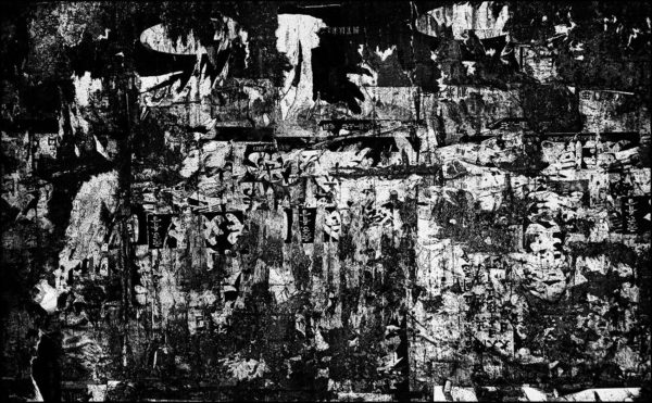 Advertising, Yurakucho, 1960, digital pigment print : 2008, limited edition of 5, 330x500mm ©Kikuji Kawada