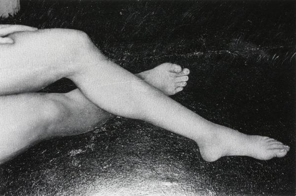 Lucas Cranach, Nymph of the Spring, gelatin silver print : 1980's, 450x299mm ©Kikuji Kawada