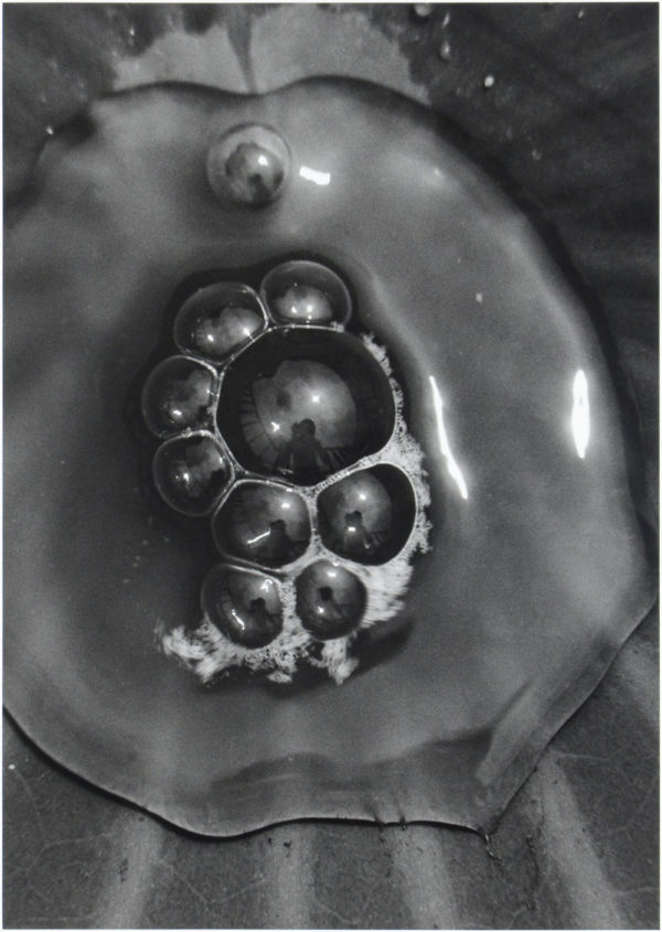 Bubbles of Water bbb. M123,  2004, gelatin silver print, 8x10in limited edition of 8 ©Yoshihiko Ito