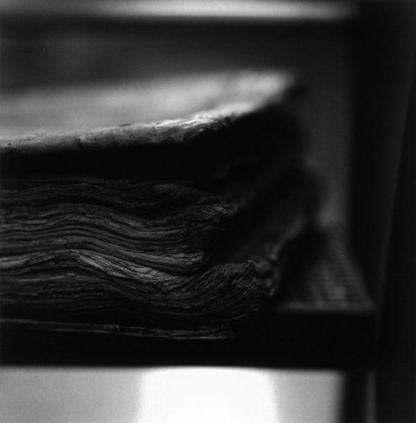 Gelatin silver print : 2016, 16x20 in, edition of 5, 027, ©Tokuko Ushioda