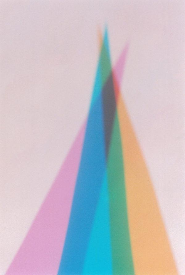 Agfa Vista plus 200_01,   Chromogenic Print,   limited edition of 5,   11 x 14 in   ©Yuji Hamada