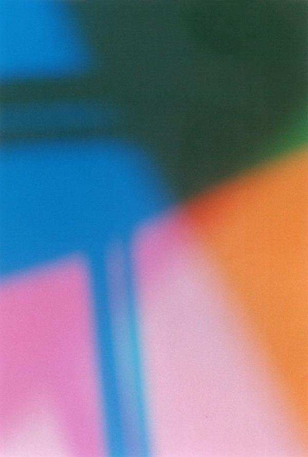 Fuji Superia X-Tra 400,   Chromogenic Print,   limited edition of 5,   11 x 14 in   ©Yuji Hamada