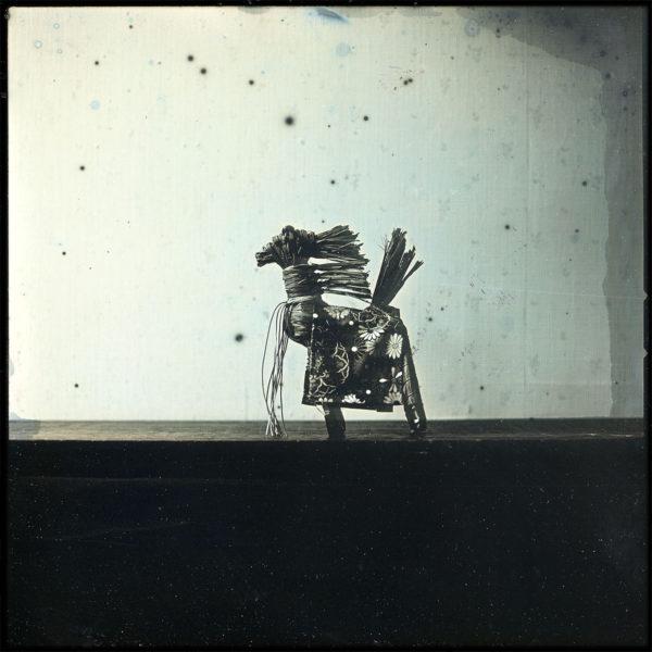 Figurine Ohide, Tono  2015/10/22, Daguerreotype, unique, 6.3 x 6.3 cm ©Takashi Arai
