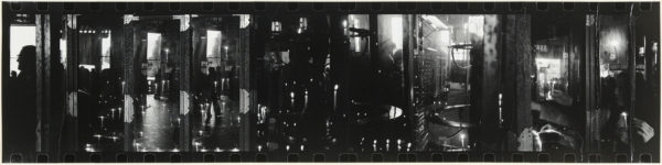 Window・III  1999-2000, Gelatin silver print on watercolor paper with glue, 240×722mm, limited edition: #1/1 ©Yoshihiko Ito