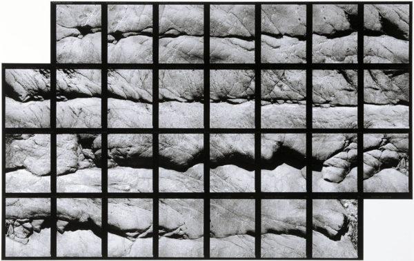 岩の中  1998, Gelatin silver print, Limited edition of 4, 11x14 in, ©Yoshihiko Ito