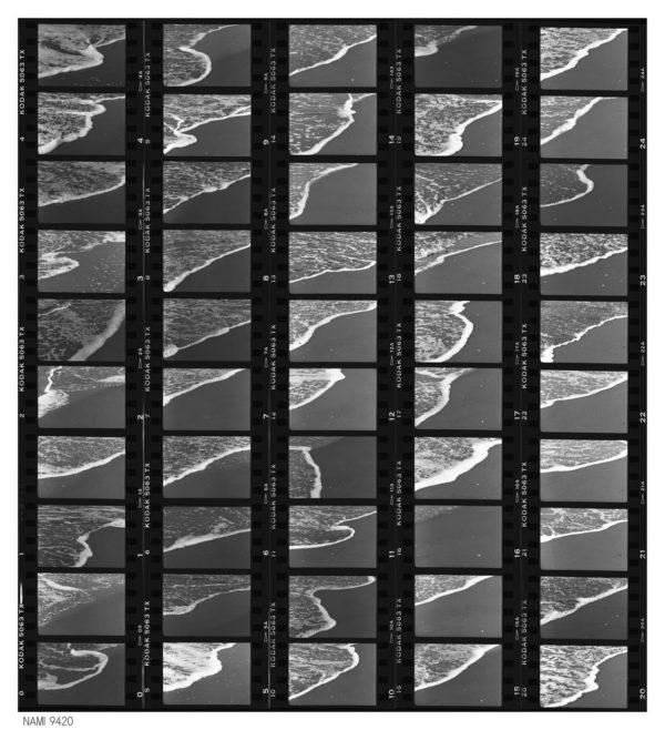 NAMI 9420  1994, Gelatin silver print, Limited edition of 4, 11x14 in, ©Yoshihiko Ito