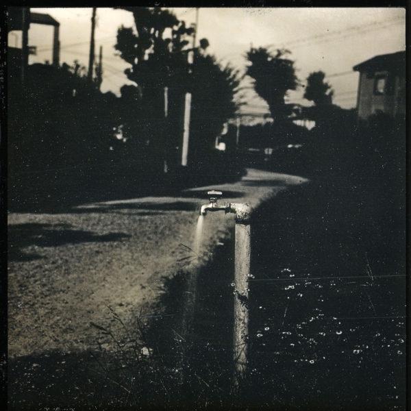 2012年9月29日,  ダゲレオタイプ,  unique,  6.3 x 6.3 cm ©Takashi Arai