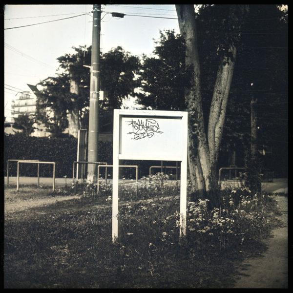 2013年4月29日 溝の口,  ダゲレオタイプ,   unique,   6.3 x 6.3 cm ©Takashi Arai