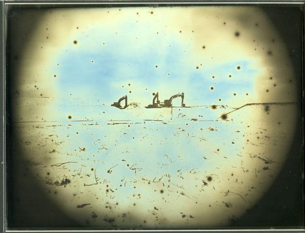 2012年1月11日  南相馬市鹿島地区, ダゲレオタイプ, unique, 19.3 x 25.2 cm ©Takashi Arai