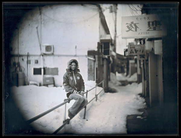 2016年1月29日  マリネラ  むつ市田名部, ダゲレオタイプ, unique, 19.3 x 25.2 cm ©Takashi Arai