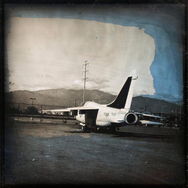 2012年11月18日 国立原子力博物館 アルバカーキ, ダゲレオタイプ, unique, 6.3 x 6.3 cm ©Takashi Arai