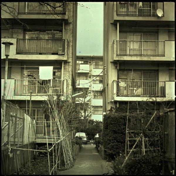 2011年1月15日 馬車道 横浜, ダゲレオタイプ, unique, 6.3 x 6.3 cm ©Takashi Arai
