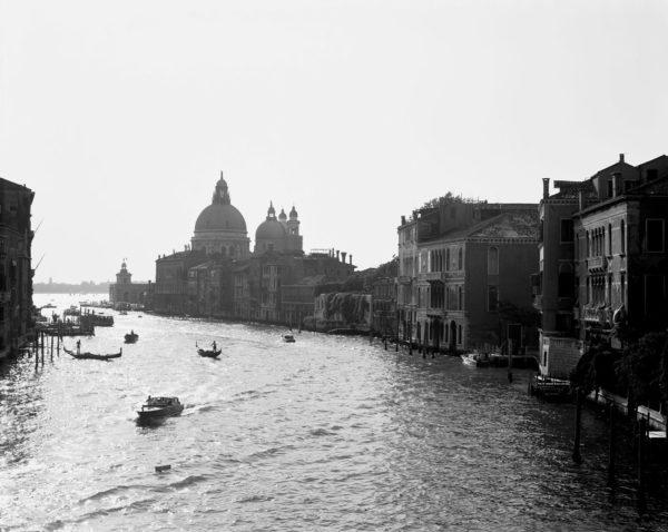 8-00053, Canal Grande  Venezia  1973, Gelatin Silver Print, ©Naohisa Hara