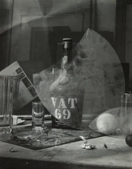 Still Life, 1965, gelatin silver print, 295 x 234 mm ©Josef Sudek