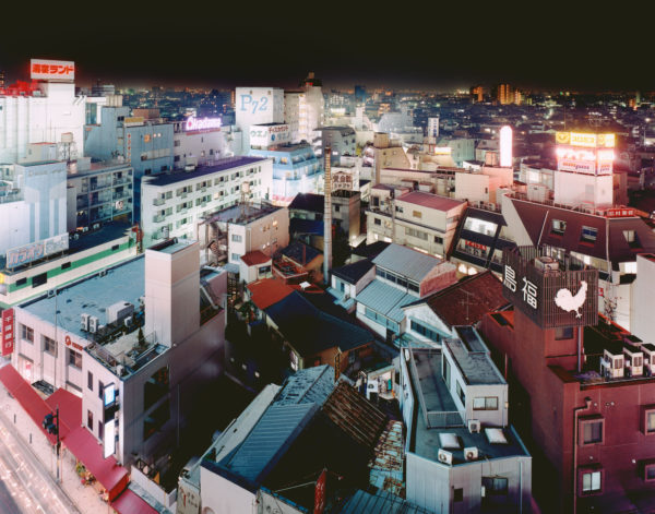 江戸川区南小岩 東京 2003年, chromogenic print:2008年, Limited edition of 25, 16 x 20 in ©SATO Shintaro
