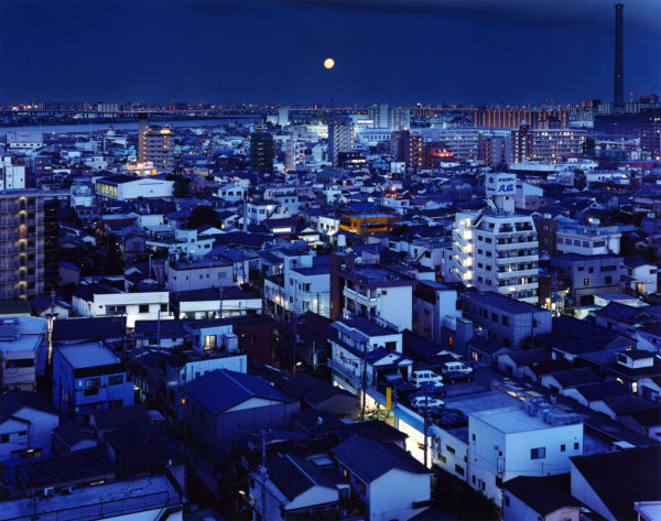 墨田区八広 東京 2004年, chromogenic print:2008年, Limited edition of 25, 16 x 20 in ©SATO Shintaro