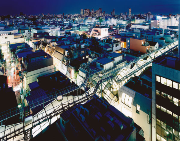 中野区中野 東京 2006年, chromogenic print:2008年, Limited edition of 25, 16 x 20 in ©SATO Shintaro