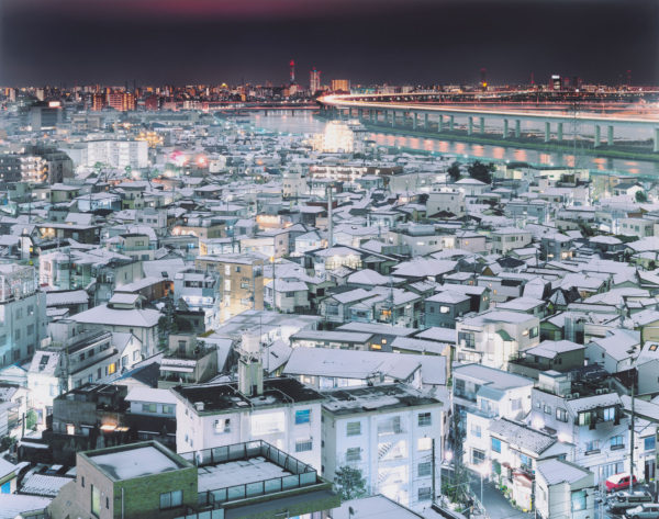 江戸川区平井 東京 2006年, chromogenic print:2008年, Limited edition of 25, 16 x 20 in ©SATO Shintaro