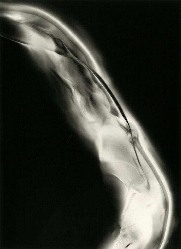 氷, gelatin silver print:2004, unique, 8 x 10 in, ©Kazuyuki Soeno