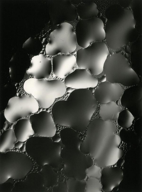 ウィスキー オンザロック 滴, gelatin silver print:2011, unique, 8 x 10 in, ©Kazuyuki Soeno