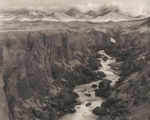 Alaska 2004, platinum palladium print, 11 x 14 in, edition #1/20, ©Kiyoshi Yagi