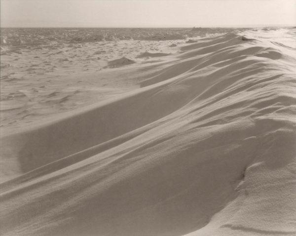 Alaska 1997, platinum palladium print, 11 x 14 in, edition #1/20, ©Kiyoshi Yagi