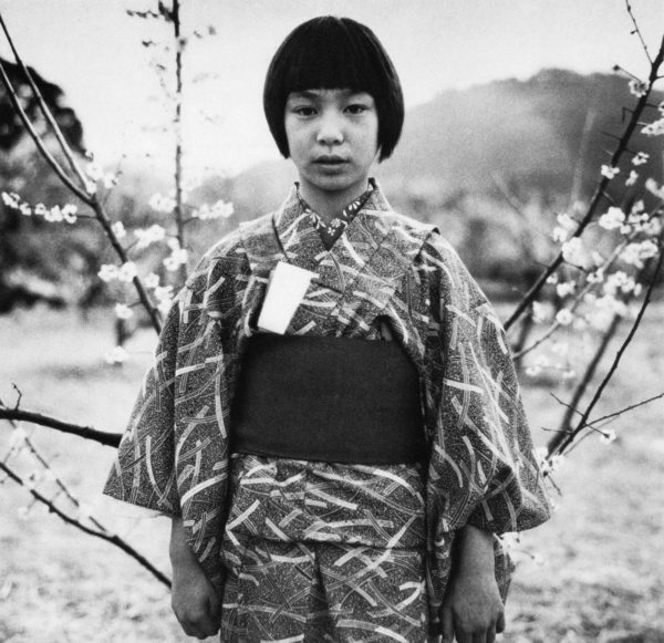 埼玉越生 梅祭 1976年3月14日, gelatin silver print:1980s, 11 x 14 in, ©Issei Suda