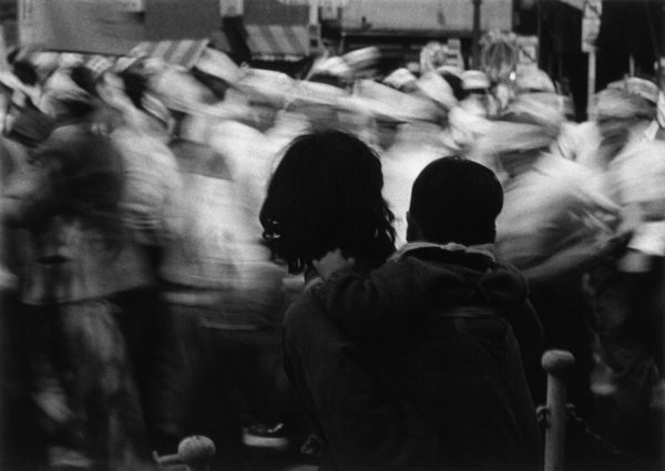 東京, gelatin silver print:1985以前, 11x 14 in, ©Kochi Prefecture, Ishimoto Yasuhiro Photo Center