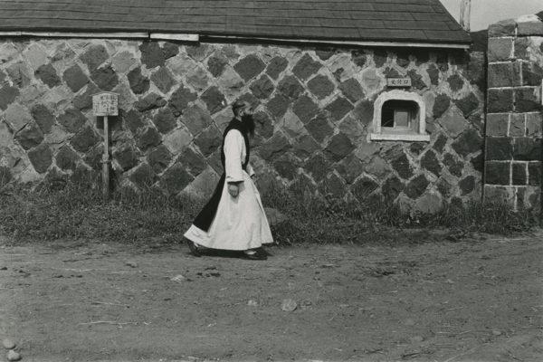 王国 沈黙の園, Gelatin silver print : 1958 / 1997, 16x20 in, ©Narahara Ikko Archives<br />