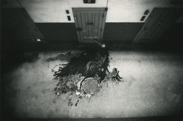 王国 壁の中, Gelatin silver print : 1957 / 1997, 16x20 in, ©Narahara Ikko Archives